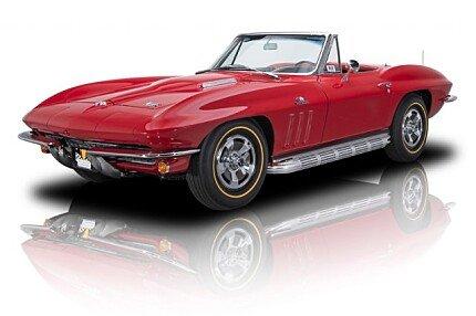 1966 Chevrolet Corvette for sale 100852125