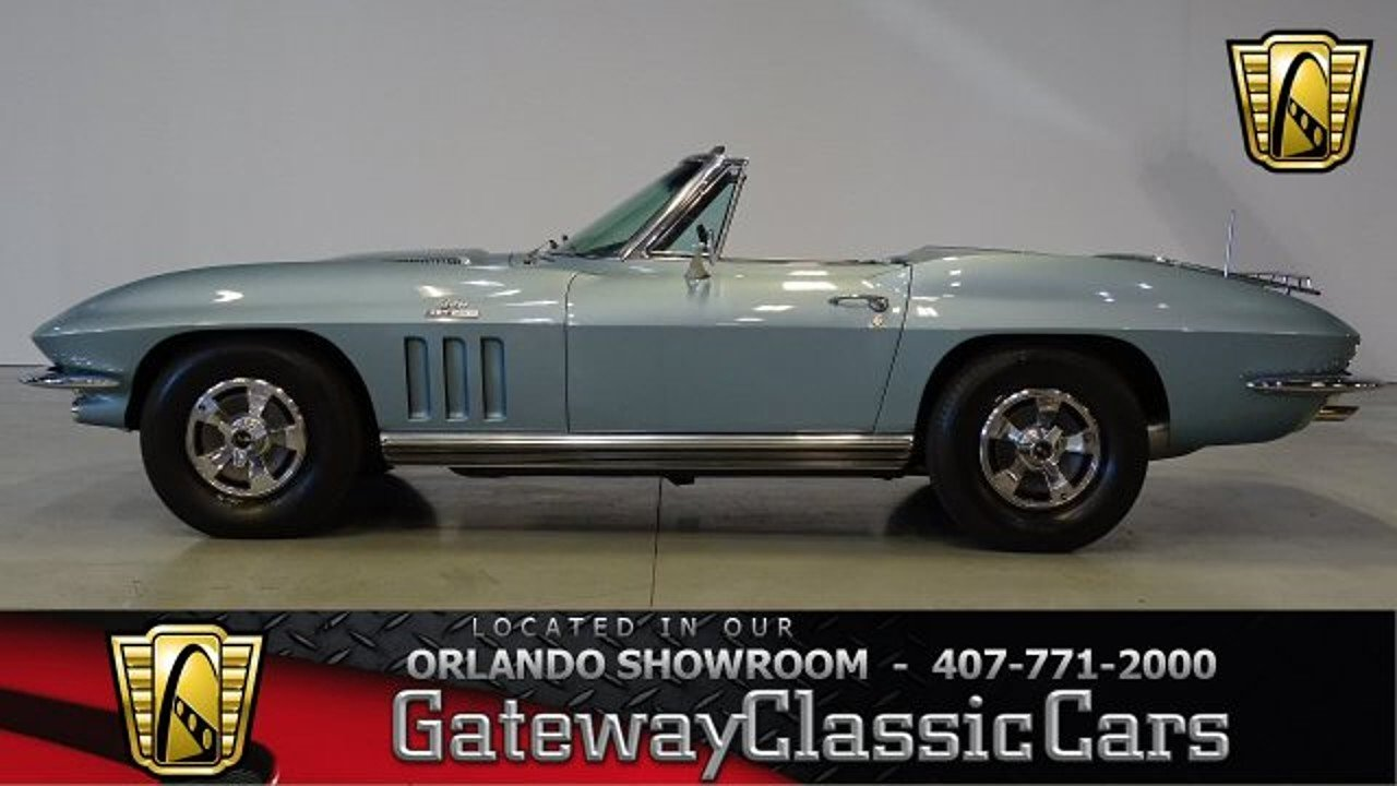 1966 chevrolet corvette for sale 100847925