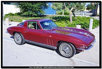 1966 Chevrolet Corvette for sale 100965978