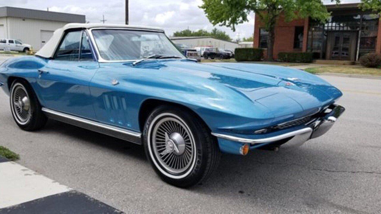 1966 Chevrolet Corvette For Sale Near Riverhead New York 11901 Chevy Stingray 101019203