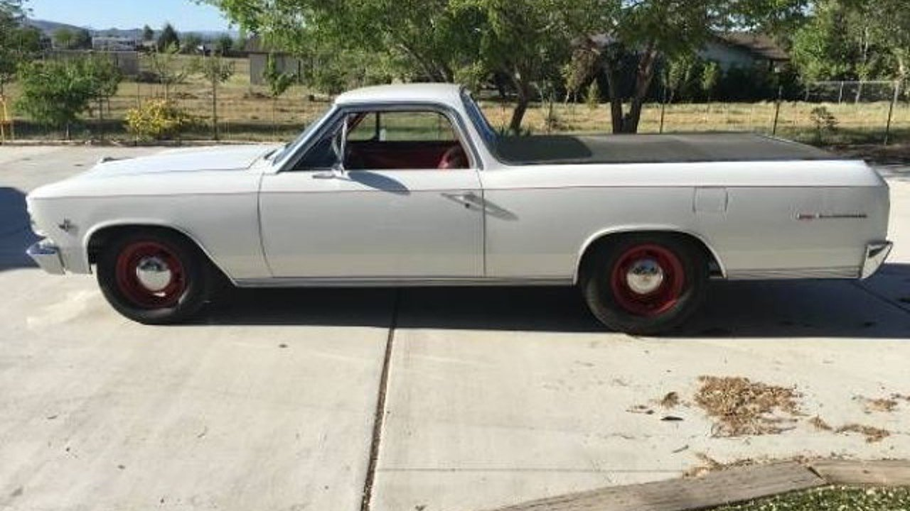 1966 Chevrolet El Camino for sale 100940526