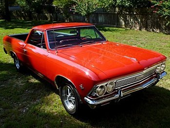 1966 Chevrolet El Camino for sale 101034795