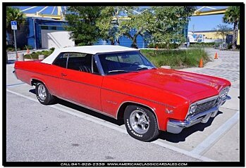 1966 Chevrolet Impala for sale 100766494