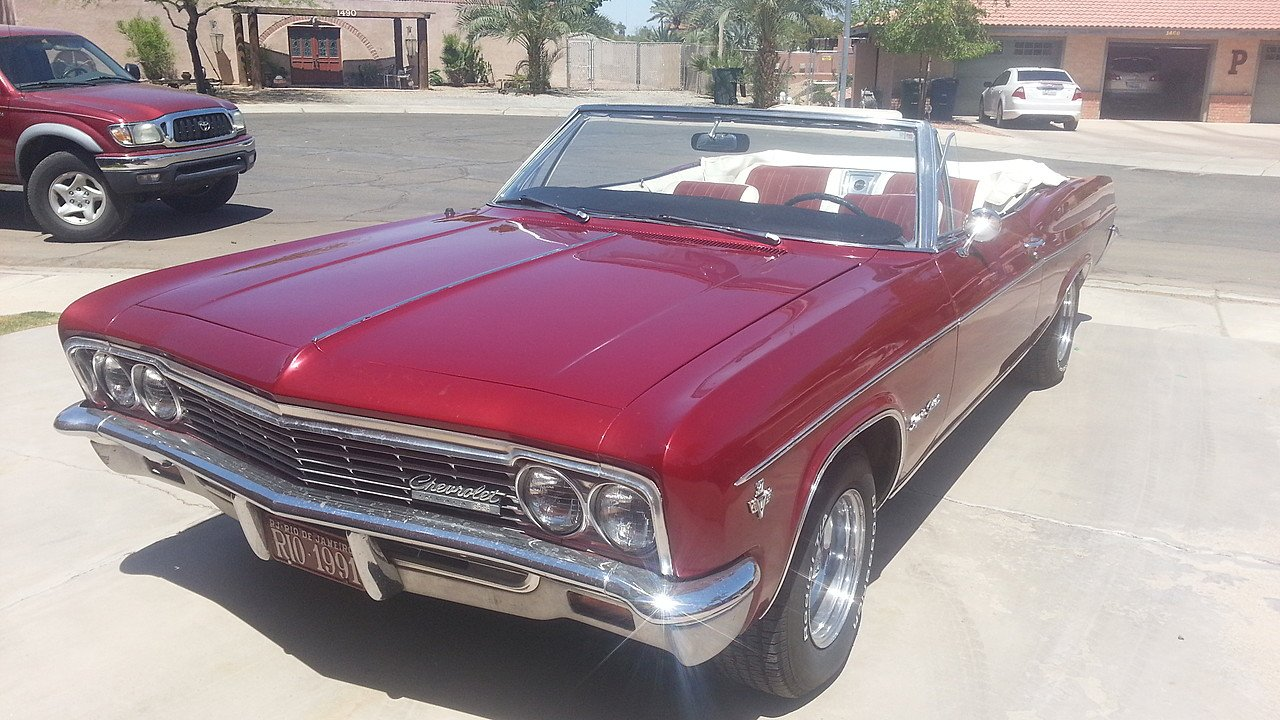 1966 Chevrolet Impala for sale 100751201