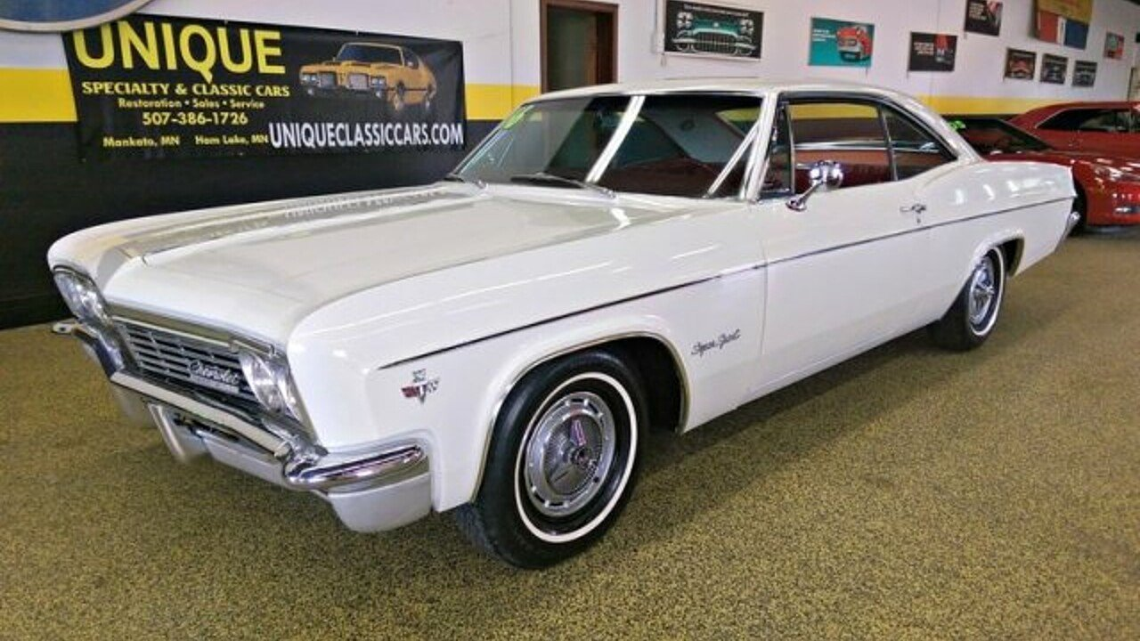 1966 Chevrolet Impala for sale 100878651
