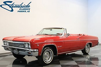 1966 Chevrolet Impala for sale 100911983