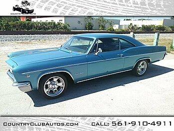 1966 Chevrolet Impala for sale 100962184
