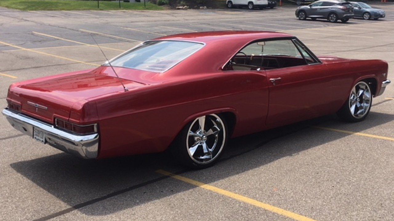 1966 Chevrolet Impala SS for sale 101000296