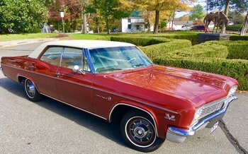 1966 Chevrolet Impala Sedan for sale 100923881