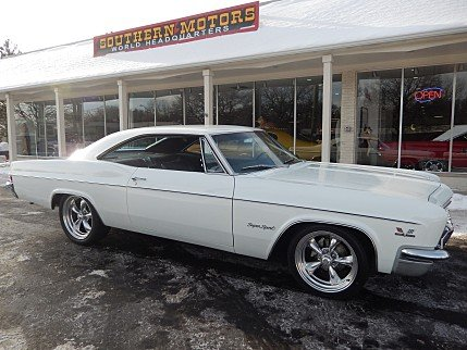 1966 Chevrolet Impala for sale 100942634