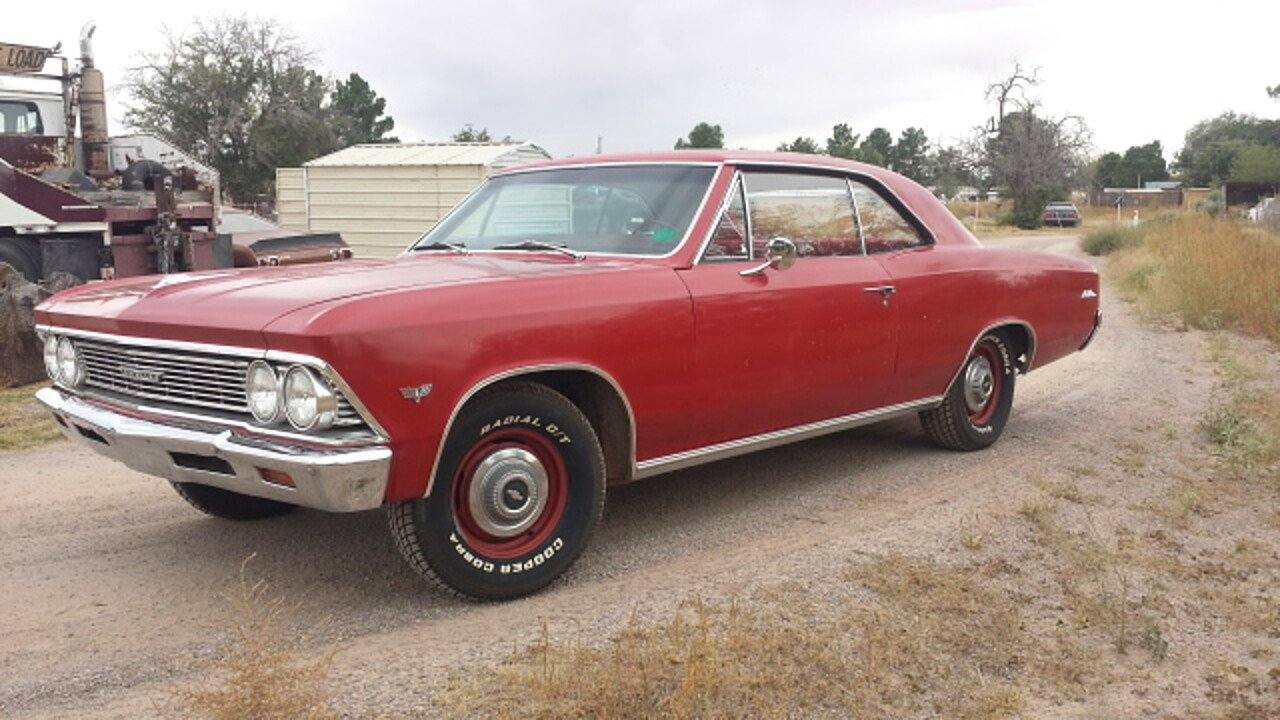1966 Chevrolet Malibu for sale 100819061