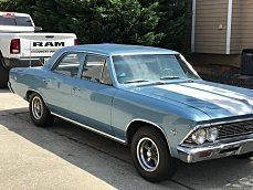 1966 Chevrolet Malibu Classic Sedan for sale 100977342