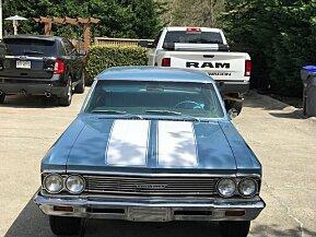1966 Chevrolet Malibu Classic Sedan for sale 100977342
