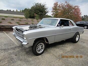 1966 Chevrolet Nova for sale 100738187