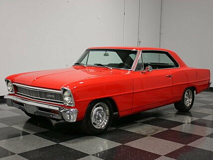 1966 Chevrolet Nova for sale 100760394