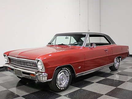 1966 Chevrolet Nova for sale 100763378
