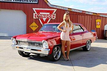 1966 Chevrolet Nova for sale 100816223