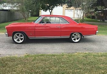 1966 Chevrolet Nova for sale 100791660