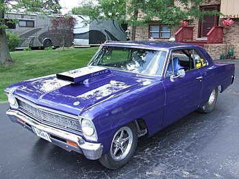 1966 Chevrolet Nova for sale 100805878