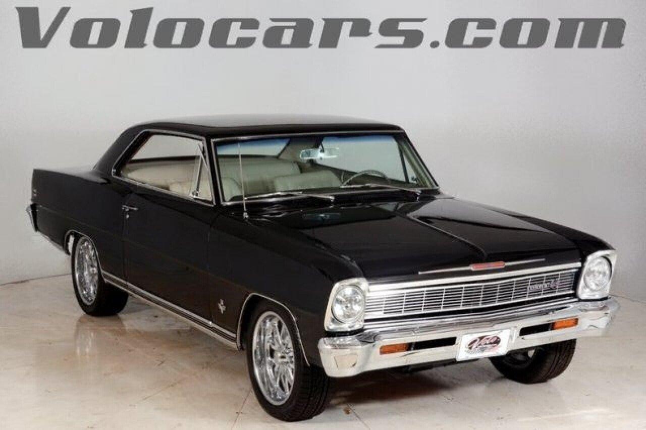 Car Name List >> 1966 Chevrolet Nova for sale near Volo, Illinois 60073 - Classics on Autotrader