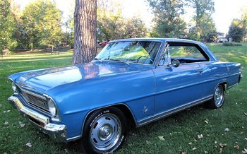 1966 Chevrolet Nova for sale 101033652