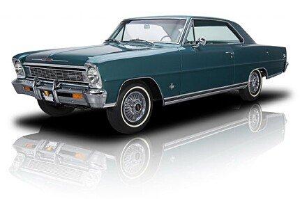 1966 Chevrolet Nova for sale 100845589