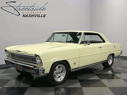 1966 Chevrolet Nova for sale 100887408