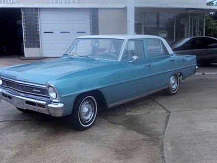 1966 Chevrolet Nova for sale 100912411