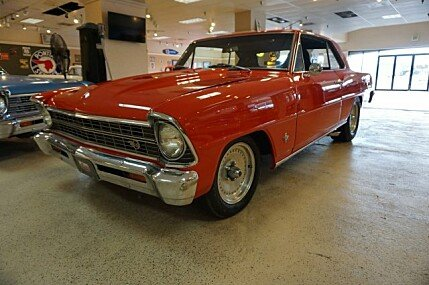 1966 Chevrolet Nova for sale 100921887