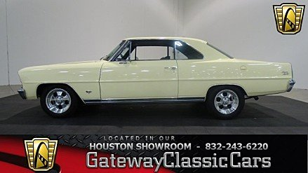 1966 Chevrolet Nova for sale 100964033