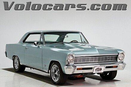 1966 Chevrolet Nova for sale 100972783