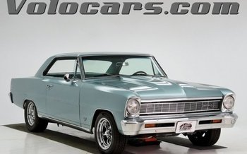 1966 Chevrolet Nova for sale 100972783