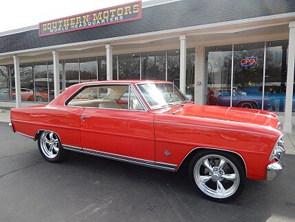 1966 Chevrolet Nova for sale 100976565