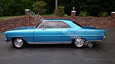 1966 Chevrolet Nova for sale 100987511