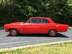 1966 Chevrolet Nova for sale 100990272