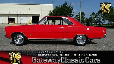 1966 Chevrolet Nova for sale 100996741