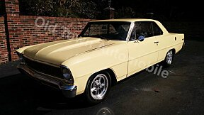 1966 Chevrolet Nova for sale 101055855