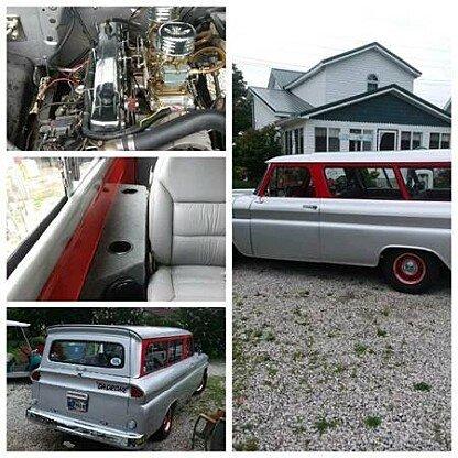 1966 Chevrolet Suburban for sale 100915317