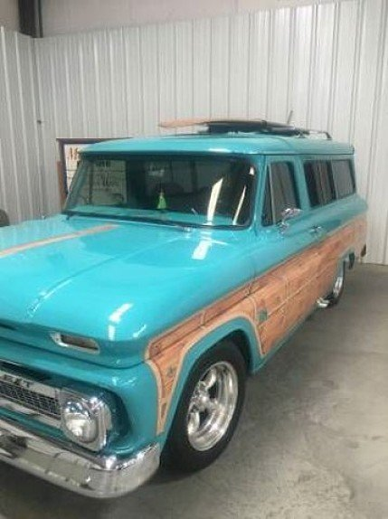 1966 Chevrolet Suburban for sale 100889415