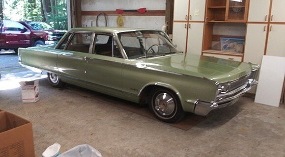 1966 Chrysler New Yorker Fifth Avenue for sale 101047601