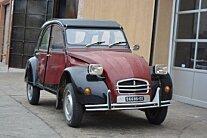 1966 Citroen 2CV for sale 100765401