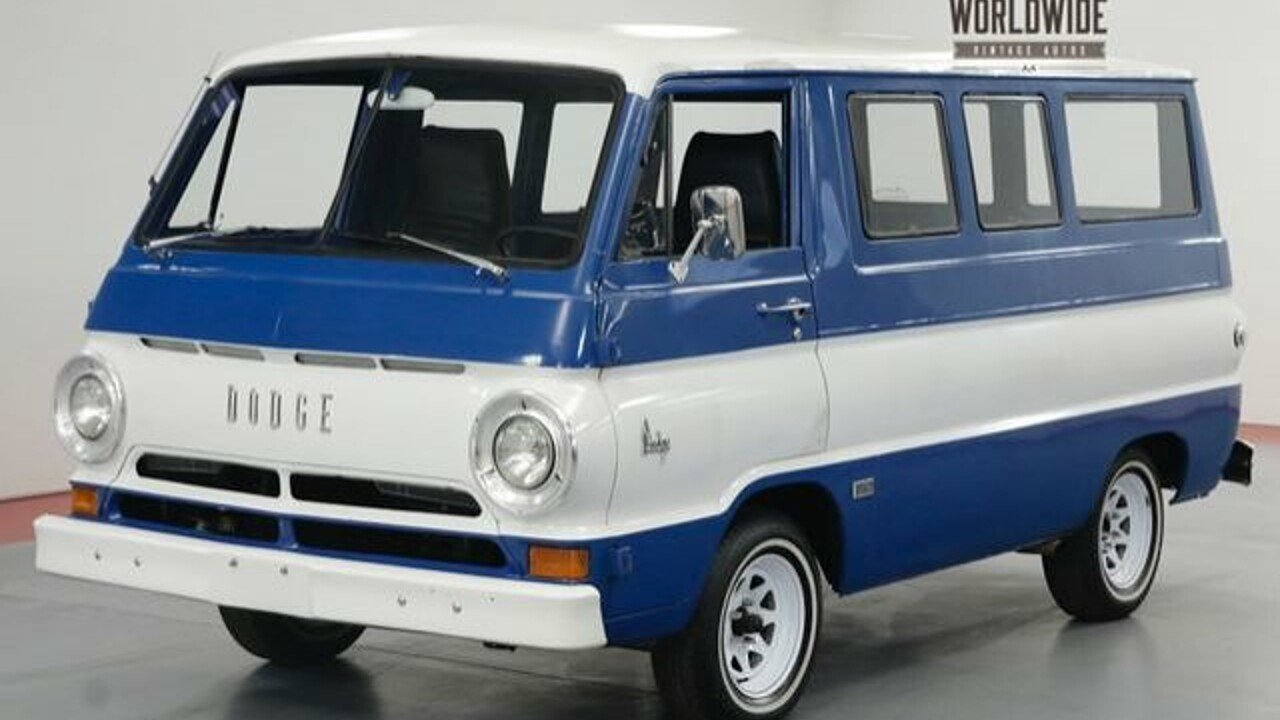 1966 Dodge A100 for sale near Denver, Colorado 80205 - Classics on ...