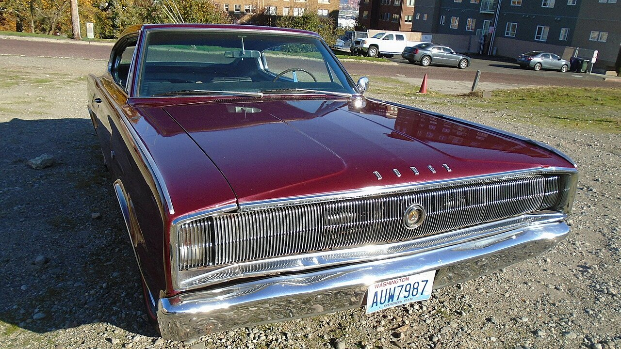 1966 Dodge Charger for sale near Tacoma, Washington 98402 - Classics ...