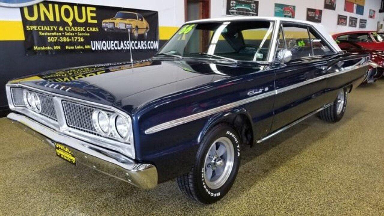1966 Dodge Coronet for sale near Mankato, Minnesota 56001 ...