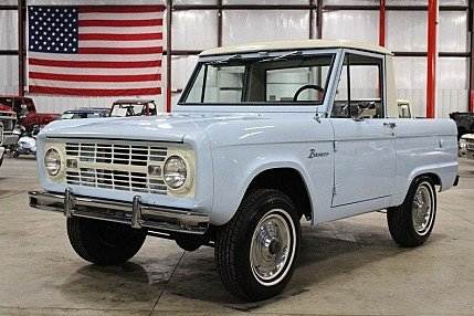 1966 Ford Bronco for sale 100851296