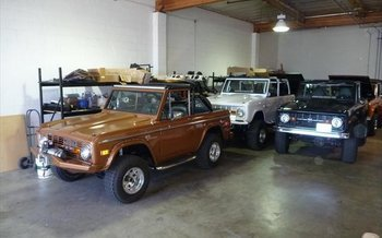 1966 Ford Bronco for sale 100745963