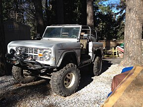 1966 Ford Bronco for sale 100970129