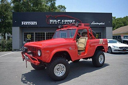 1966 Ford Bronco for sale 100993350