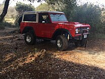 1966 Ford Bronco for sale 101001041