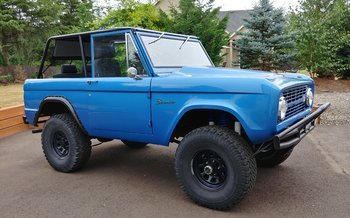 1966 Ford Bronco for sale 101005720